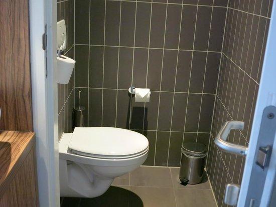 Hampshire Designhotel - Maastricht: Toilet