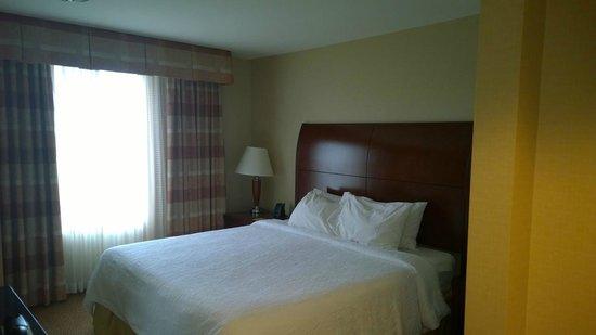 Hilton Garden Inn Great Falls: Bed
