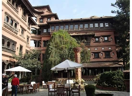 Dwarika's Hotel : Courtyard