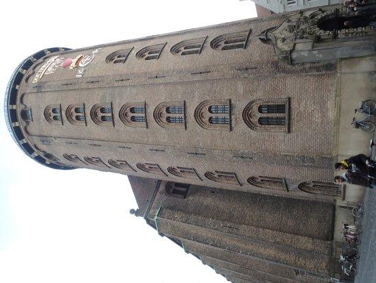 Torre Redonda (Rundetårn): Exterior of Tower