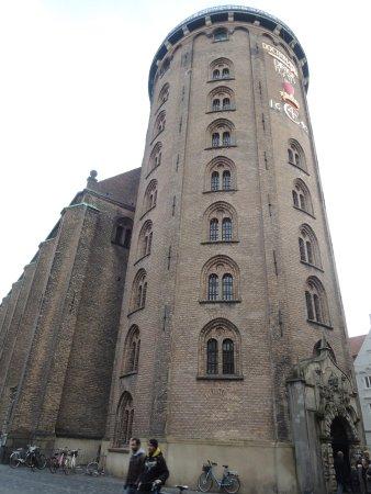 Rundetaarn: Exterior of Tower