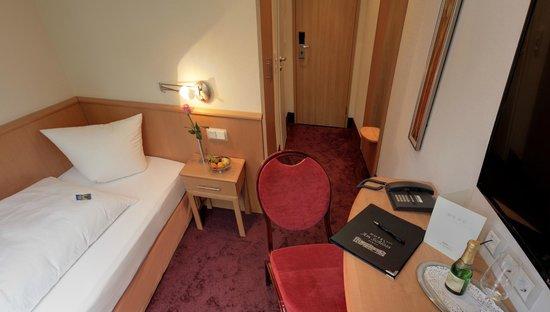 Hotel Am Schloss Aurich: Einzelzimmer