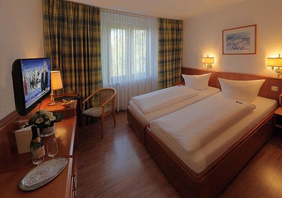 Hotel Am Schloss Aurich: Doppelzimmer
