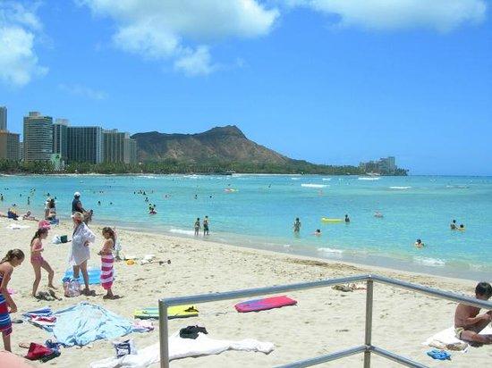 Hilton Hawaiian Village Waikiki Beach Resort : View of Diamond Head #2