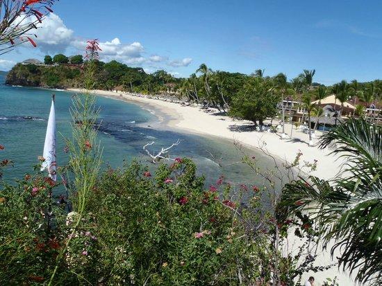 Andilana Beach Resort : spiaggia relax