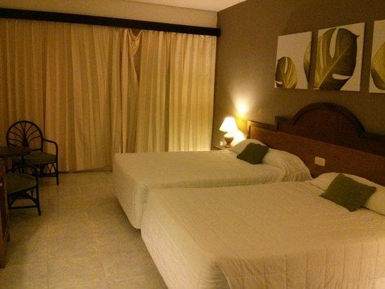 Sirenis Punta Cana Resort Casino & Aquagames: La chambre