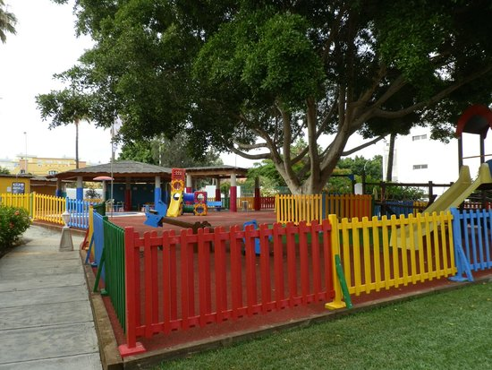 Occidental Margaritas: Chlidrens play park and mini club