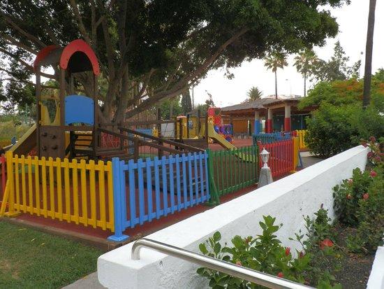 Occidental Margaritas: Children's play park / mini club