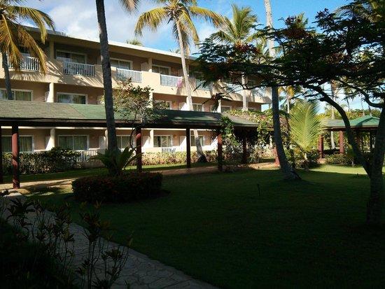 Sirenis Punta Cana Resort Casino & Aquagames : l'hotel un des bâtiments