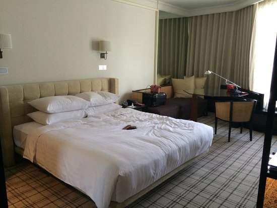 Grand Hyatt Erawan Bangkok: Grand king