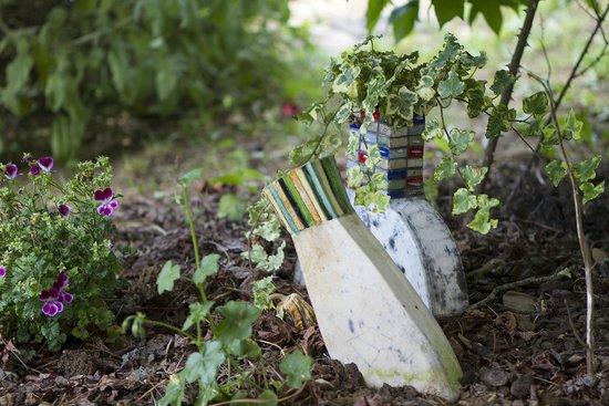 B&B Casa Stucky: giardino