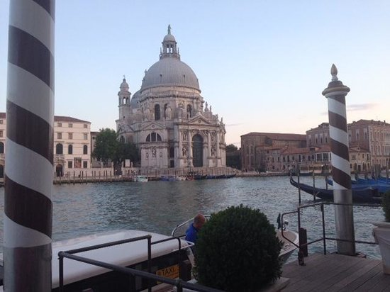 The Westin Europa & Regina, Venice: View from the patio bar