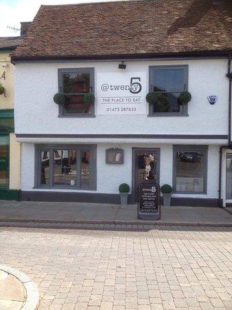 St Nicholas Street Ipswich Restaurants