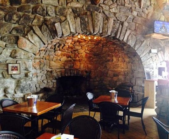 Tavern on the Lake: Tavern Firepalce