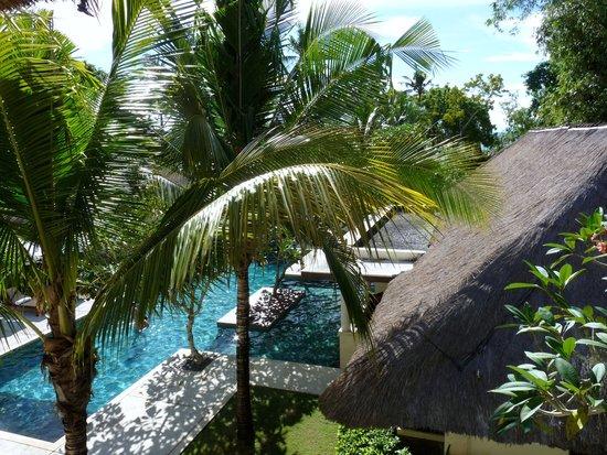 Four Seasons Resort Bali at Jimbaran Bay : Villa & Pool