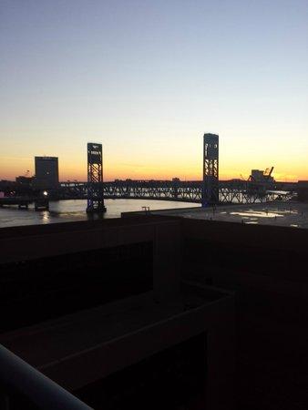 Hyatt Regency Jacksonville Riverfront: Beautiful views from the room