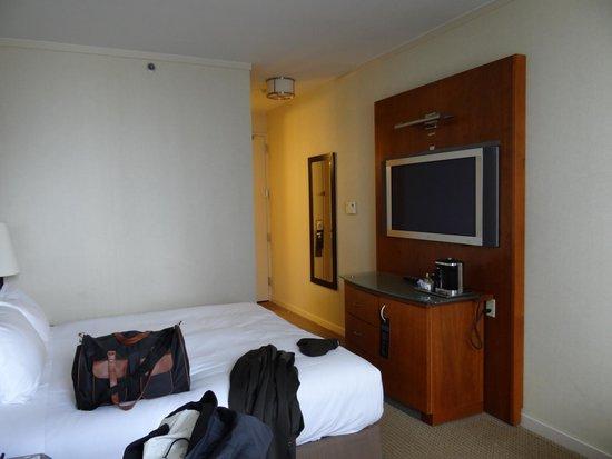 Millenium Hilton: Habitación doble
