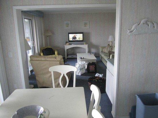 Hilton Head Island Beach & Tennis Resort: Inside our room