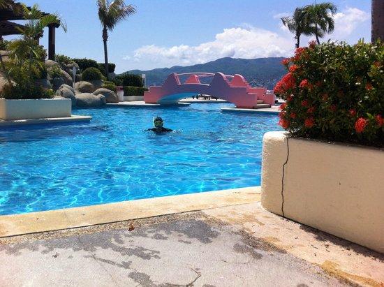 Las Brisas Acapulco: Club de playa