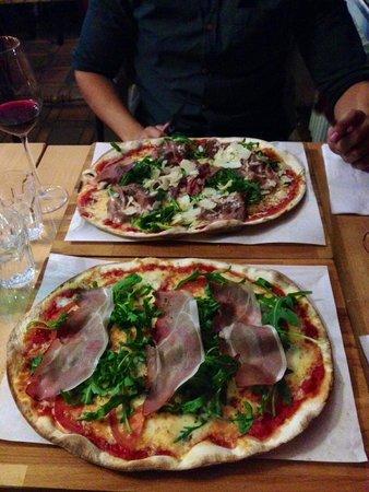 Osteria Mossimo Milano : Pizzas