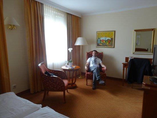 Hotel Stefanie: Notre chambre