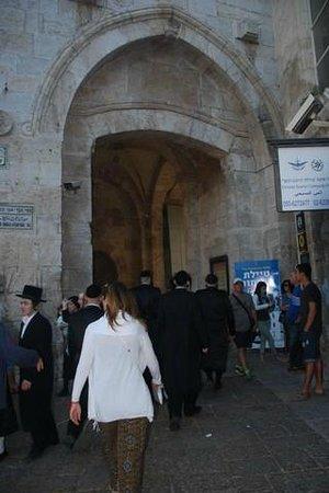 Jaffator (Bab al-Khalil): Puerta de Jaffa