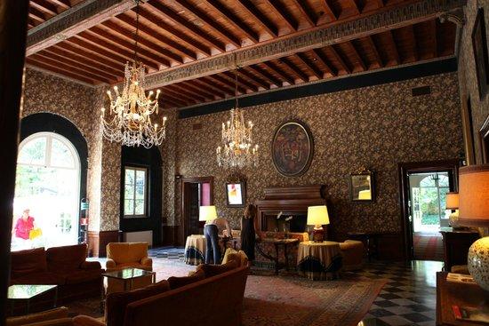 Villa La Principessa : Main hall