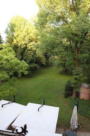 Villa La Principessa : Garden