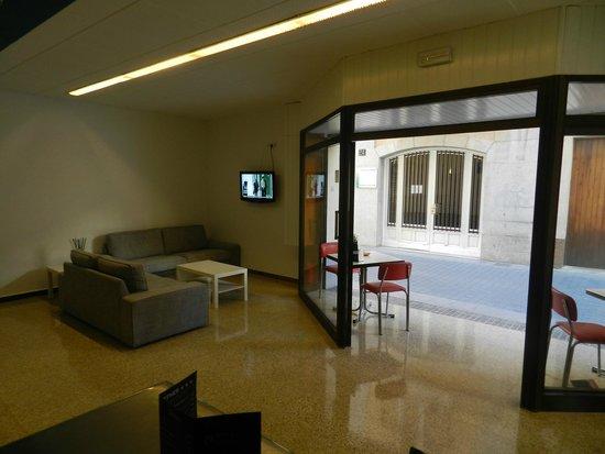 Hotel San Carlos: Recepción