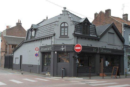 Le villeneuve villeneuve d 39 ascq restaurantbeoordelingen - Restaurant le bureau villeneuve d ascq ...