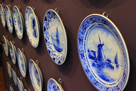 Royal Delft - Koninklijke Porceleyne Fles: Plates