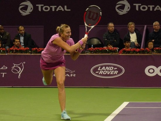 Khalifa Tennis and Squash Complex: 2014 Qatar Total Open