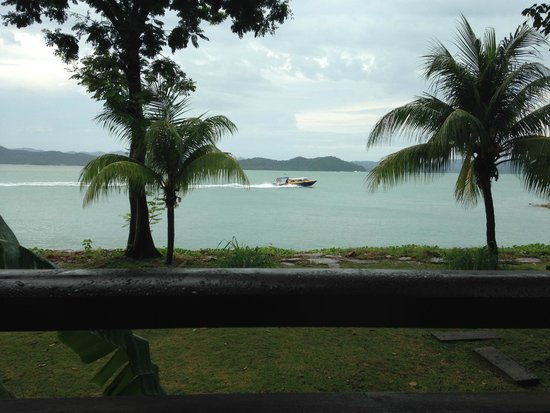 Vivanta by Taj Rebak Island, Langkawi: Fantastic view from the room balcony
