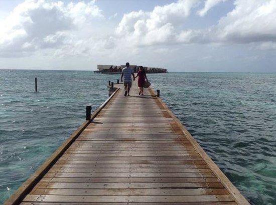 Adaaran Select Hudhuranfushi: Our way to heaven