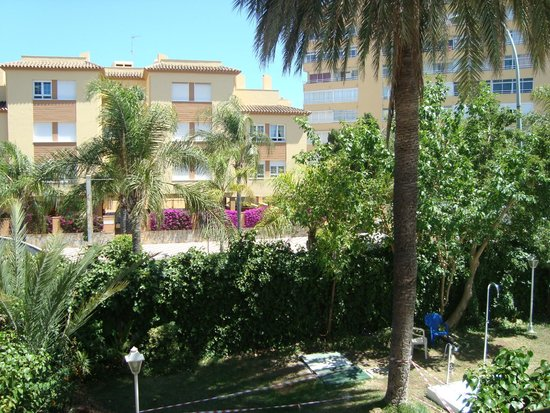 Arcos de Montemar: View from 103