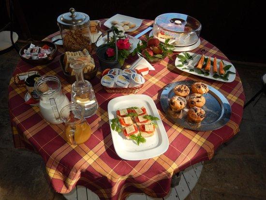 Breakfast at Mastro Vanni