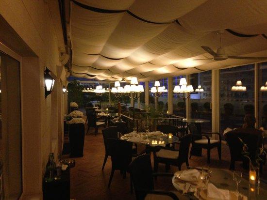 Dom Pedro Lisboa : II Gattopardo - restaurante do Dom Pedro