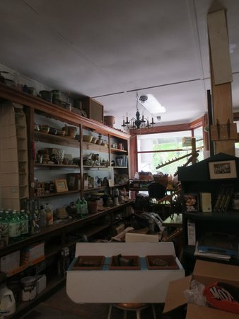 Cranberry Isles, Μέιν: interior