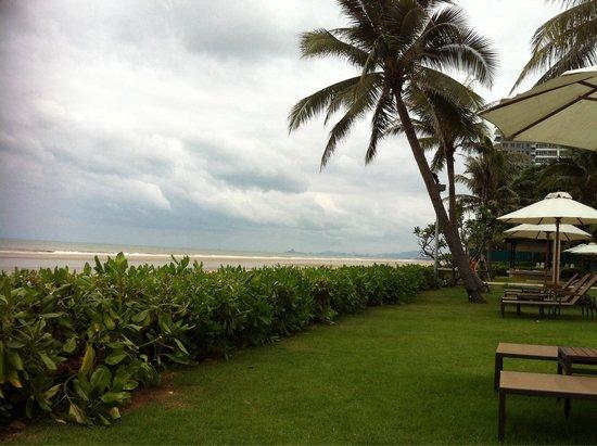 Sheraton Hua Hin Resort & Spa: zwembad
