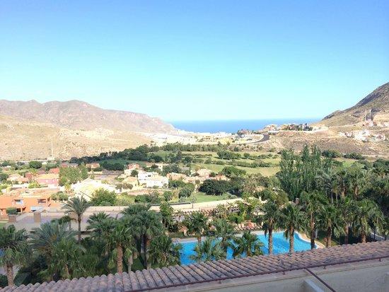 Vincci Hotel Envia Almeria Wellness & Golf: Vistas desde la habitación