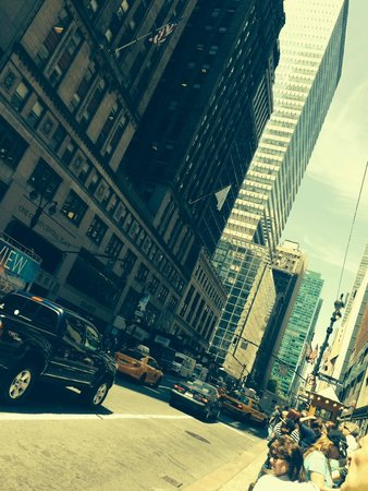 Grand Central Terminal: Streets of NY