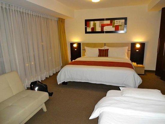 Allpa Hotel & Suites: chambre