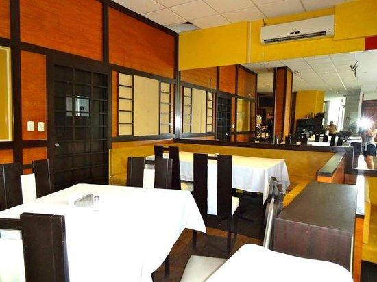 Allpa Hotel & Suites: salle à manger