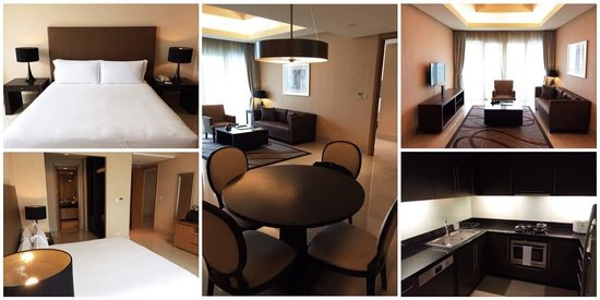 The Ritz Carlton Jakarta, Pacific Place: 2 Bedroom Executive Residences