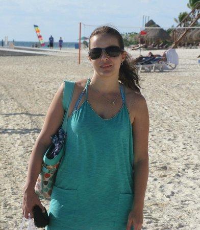 Dreams Riviera Cancun Resort & Spa: playa