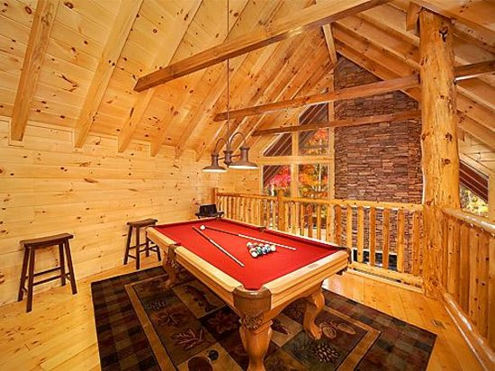 Elk Springs Resort: Game Rooms
