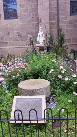 Catholic Museum and the Archbishop Lamy Commemorative Garden