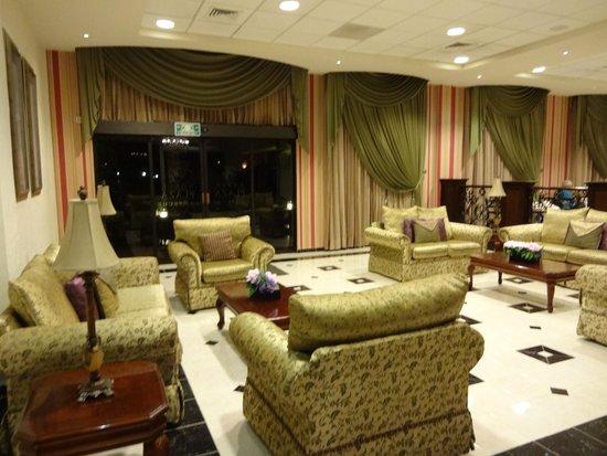Hotel Plaza Campeche: Lobby do hotel