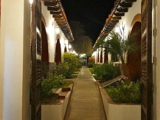 Hotel Majoro : hotel la nuit