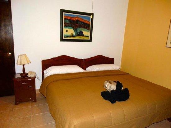 Hotel Majoro : chambre